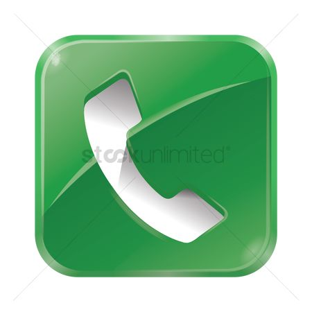 Receivers : Answer call icon