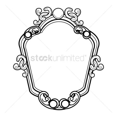 antique frame drawing. 1427217 Drawing Frame : Antique Antique Drawing F