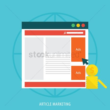 Market : Article marketing