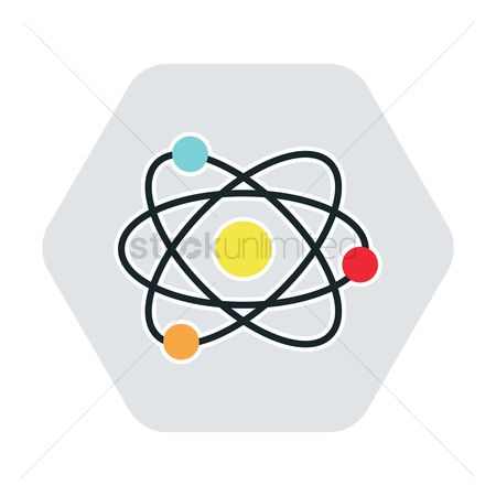 Particles : Atom structure
