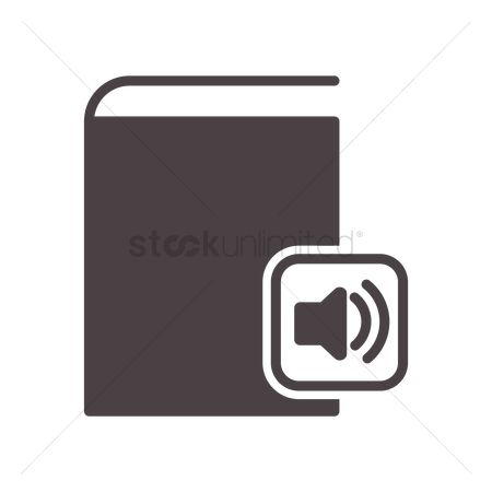 Hardcovers : Audio book icon