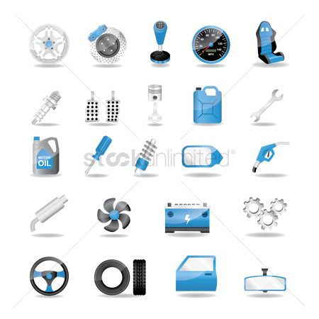 Screwdrivers : Auto icons