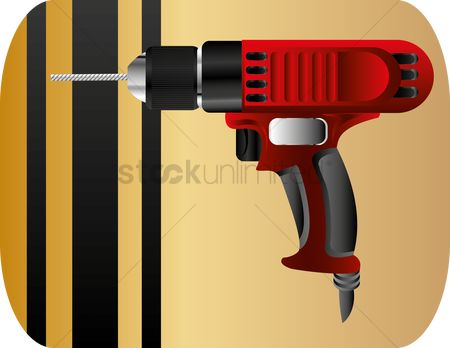 Drilling : Automatic screwdriver
