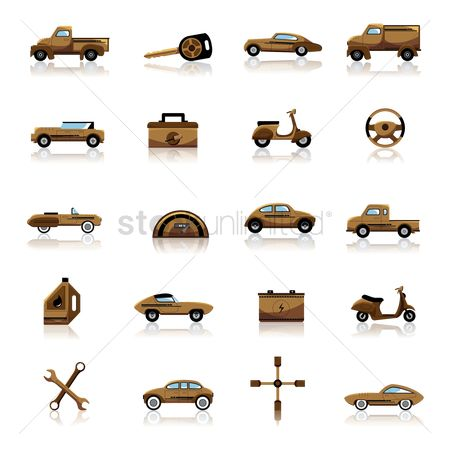 Scooters : Automobile collection