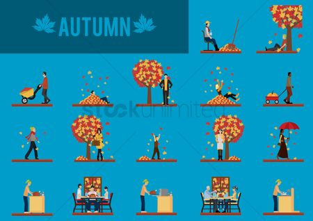 Fork : Autumn