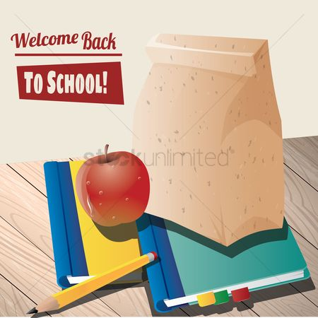 Lunch : Back to school design