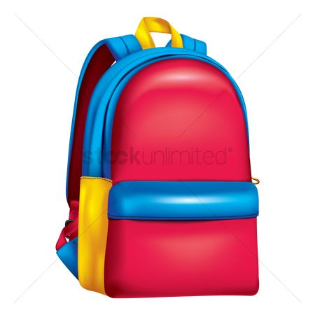 School bag : Backpack