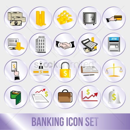Market : Banking concept