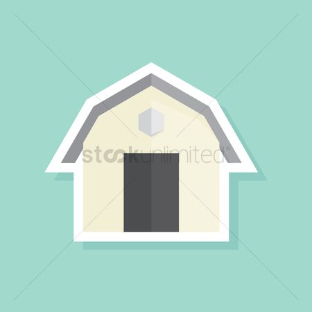 Cottage : Barn