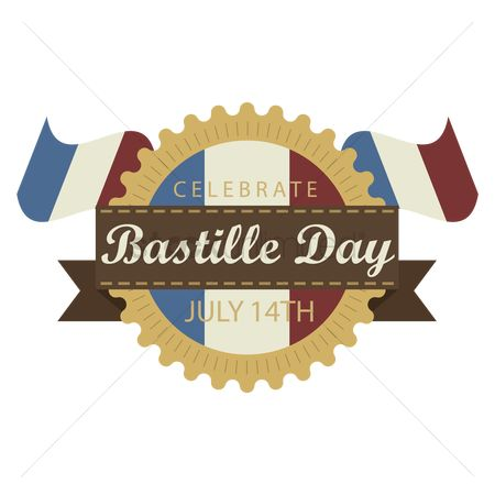 Tricolored : Bastille day