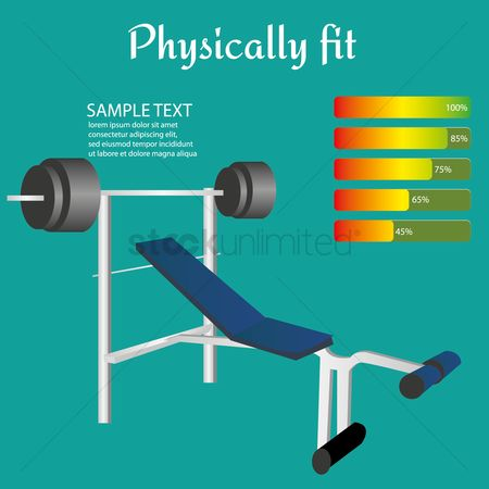 Indoor : Bench press