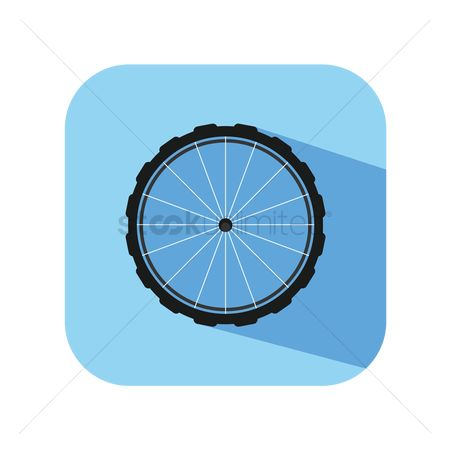 Tyre : Bicycle wheel
