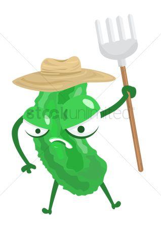 Free Gardening Hat Stock Vectors | StockUnlimited