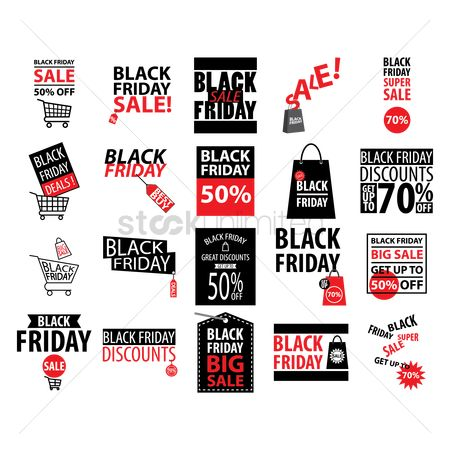 Shopping cart : Black friday sale collection