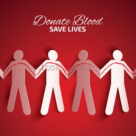 Help : Blood donation campaign design