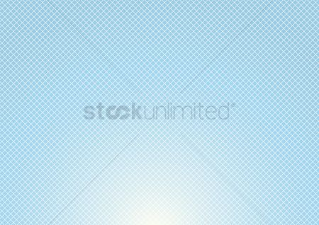 Geometrics : Blue rhombus texture background