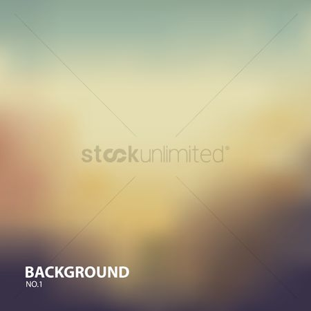 Background abstract : Blurred background
