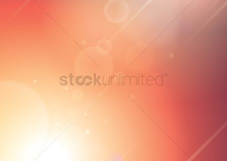 Shine : Bokeh background design