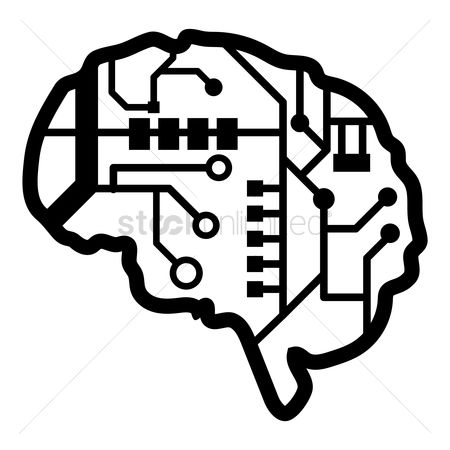 Hardwares : Brain shape circuit