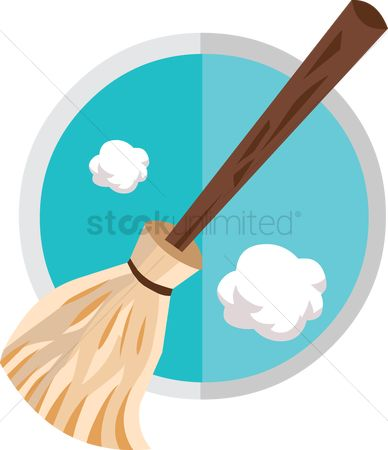 Cleaner : Broom stick