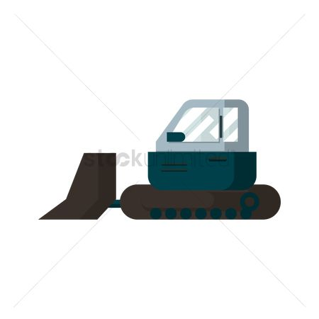 Machineries : Bulldozer