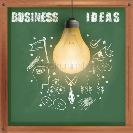 Filament : Business idea concept