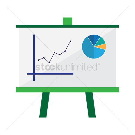 Increase : Business presentation chart
