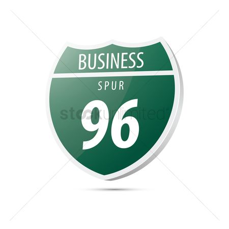 Interstates : Business spur 96