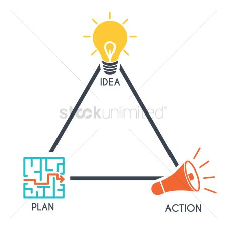 Inspirations : Business strategy concept