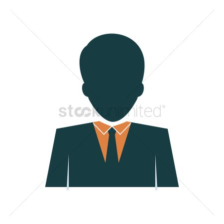 Smart : Businessman icon