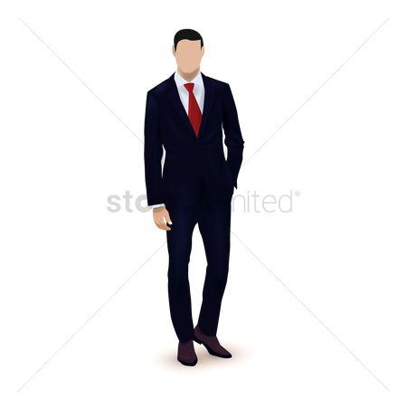 Managers : Businessman in formal attire