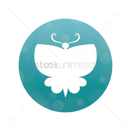 Animal : Butterfly design