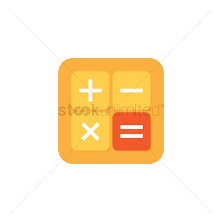 Clears : Calculator icon
