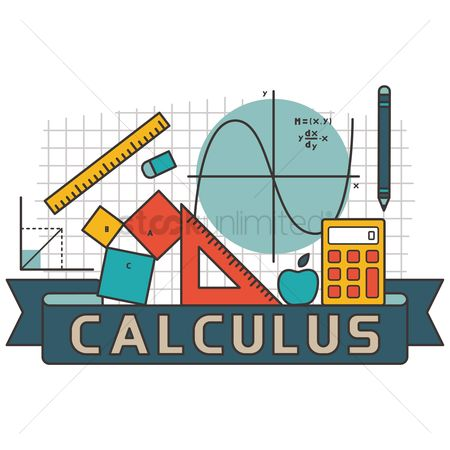 Stationary : Calculus concept design