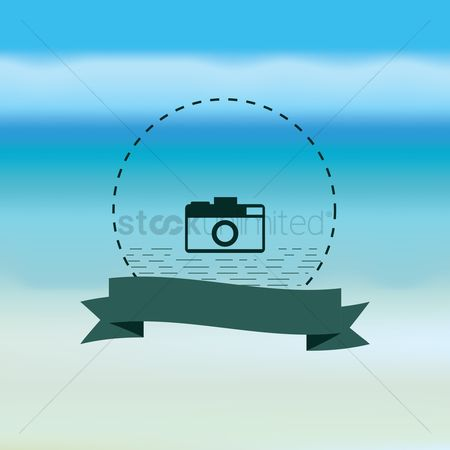 Coast : Camera with banner