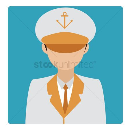 Sailors : Captain