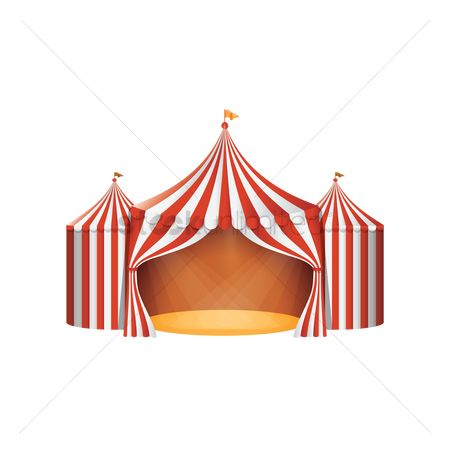 Lighting : Carnival tent design