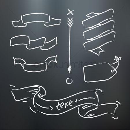 free chalkboard blank stock vectors stockunlimited
