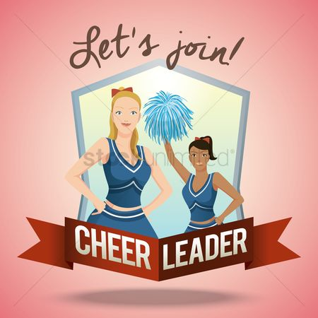 Cheering : Cheer leaders