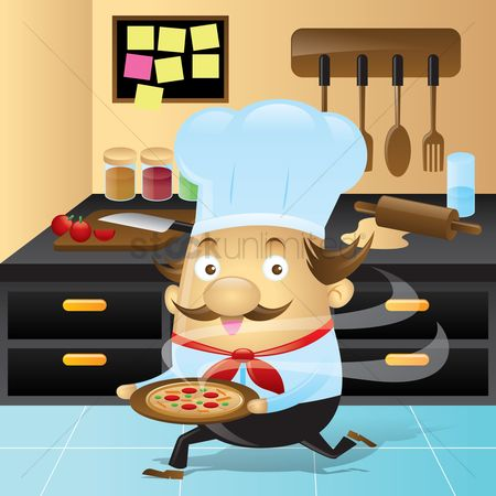 Cook : Chef