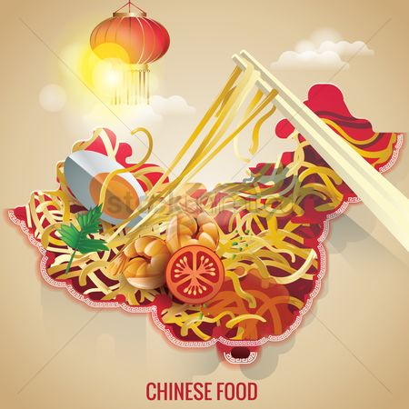 Traditional : Chinese food
