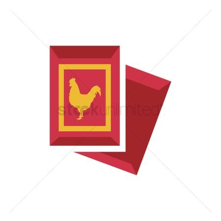 Animal : Chinese new year angpow packet