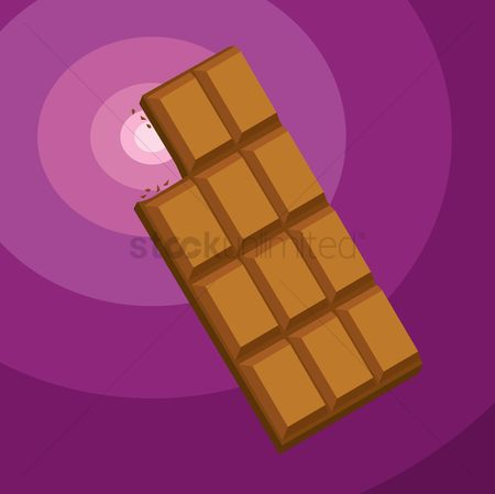 Background : Chocolate bar