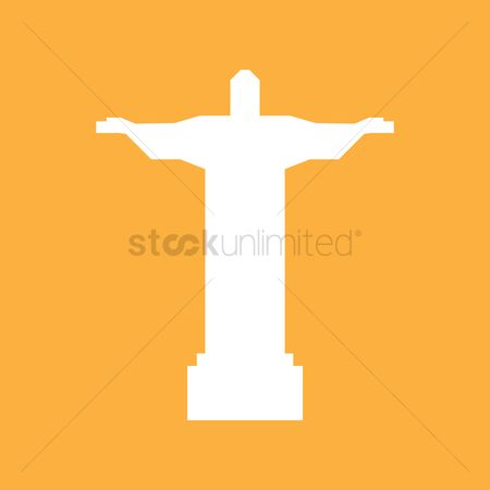 Statues : Christ the redeemer statue