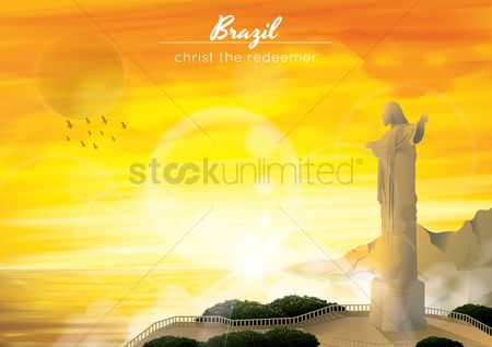 Monuments : Christ the redeemer