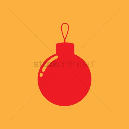 Bauble : Christmas bauble