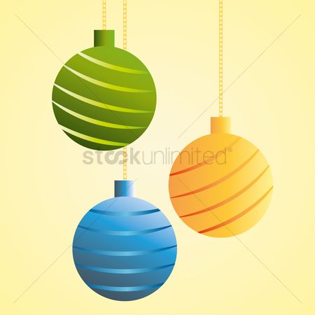 Bauble : Christmas baubles