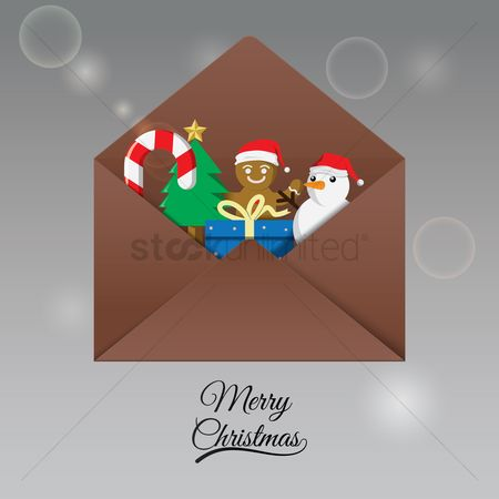 Cookie : Christmas greeting