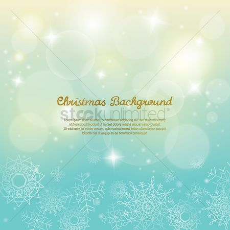 Lorem ipsum : Christmas sparkle background design