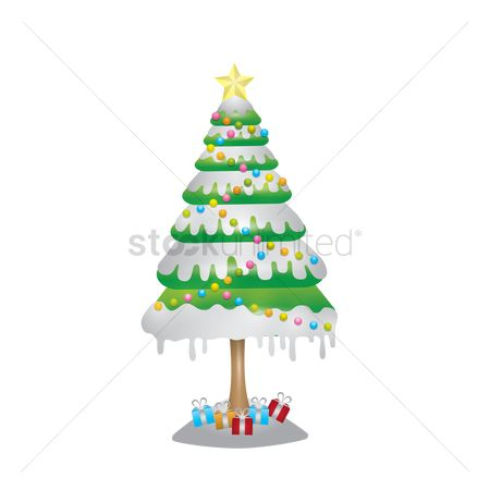 Bauble : Christmas tree